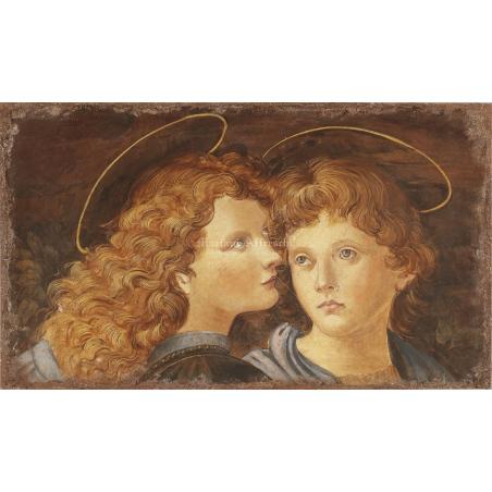 Фрески Mariani Affreschi с ангелами - Фото 9