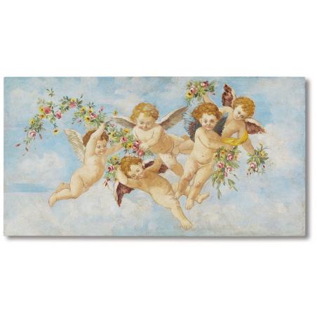 Фрески Mariani Affreschi с ангелами - Фото 12
