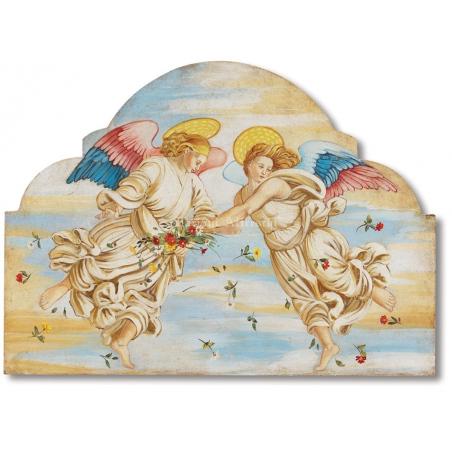 Фрески Mariani Affreschi с ангелами - Фото 13