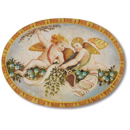 Фрески Mariani Affreschi с ангелами - Фото 14