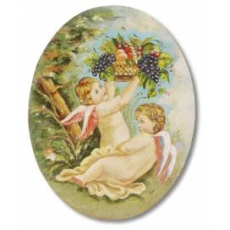 Фрески Mariani Affreschi с ангелами - Фото 15