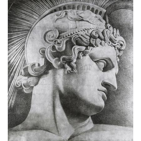 Современные фрески Mariani Affreschi - Фото 2