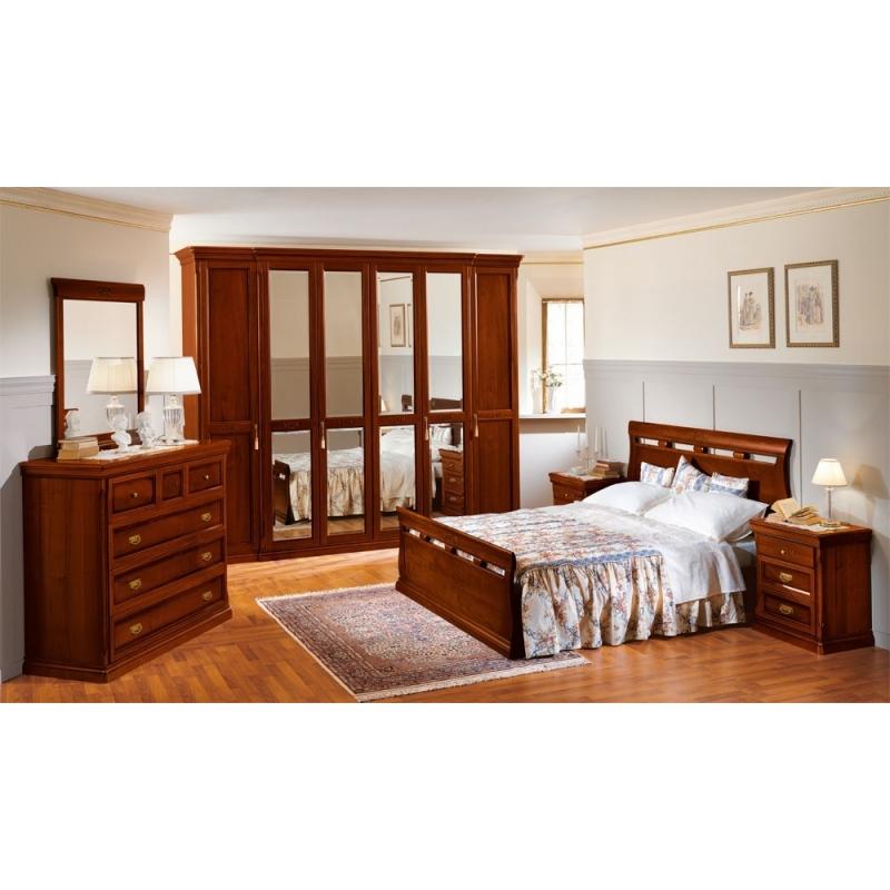 Venier Venere ciliegio спальня