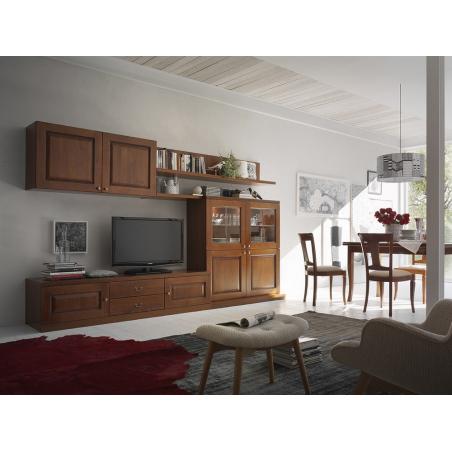 Maronese Asolana parete гостиная - Фото 9