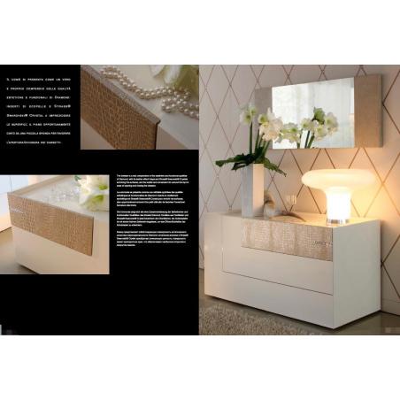 Rossetto Arredamenti (Armobil) Diamond спальня - Фото 18