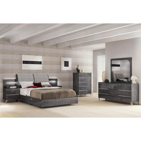 Status Elite grey спальня - Фото 1