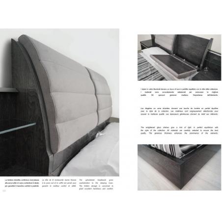 Status Elite grey спальня - Фото 2