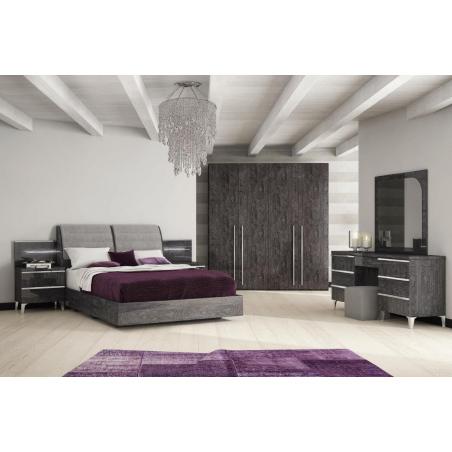 Status Elite grey спальня - Фото 3