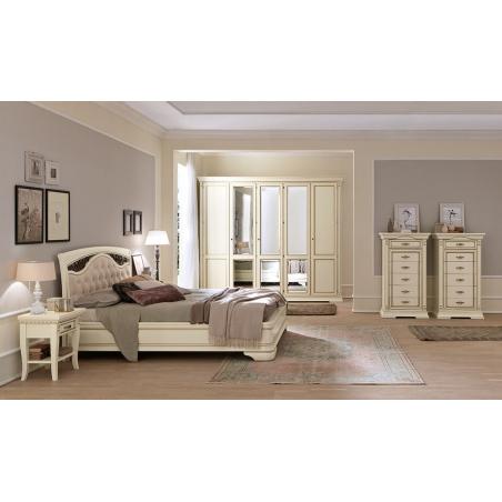 Prama Palazzo Ducale Laccato спальня - Фото 31