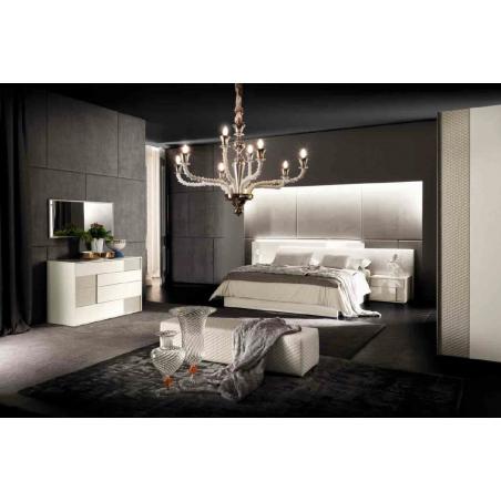 Rossetto Arredamenti (Armobil) Nightfly спальня - Фото 9