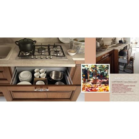 Stosa Saturnia кухня - Фото 10