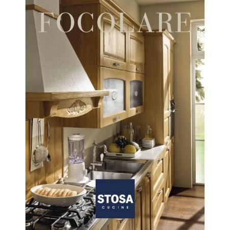 Stosa Focolare кухня - Фото 1