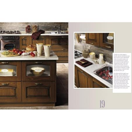 Stosa Focolare кухня - Фото 3
