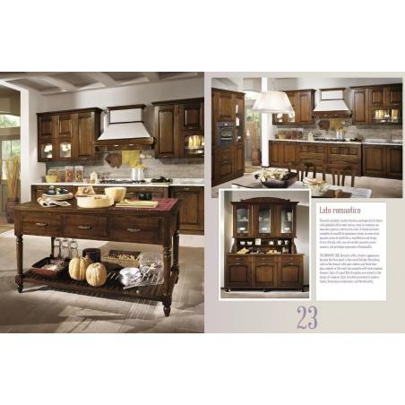Stosa Focolare кухня - Фото 4