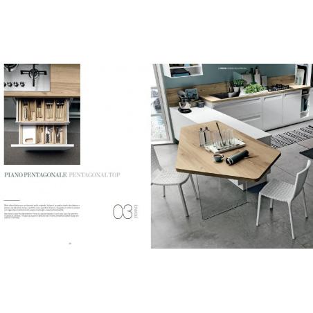 Stosa Rewind кухня - Фото 8