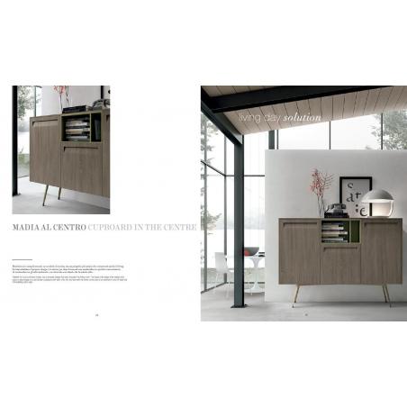 Stosa Rewind кухня - Фото 15