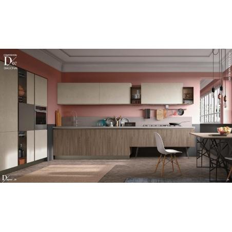 Stosa Infinity кухня - Фото 9
