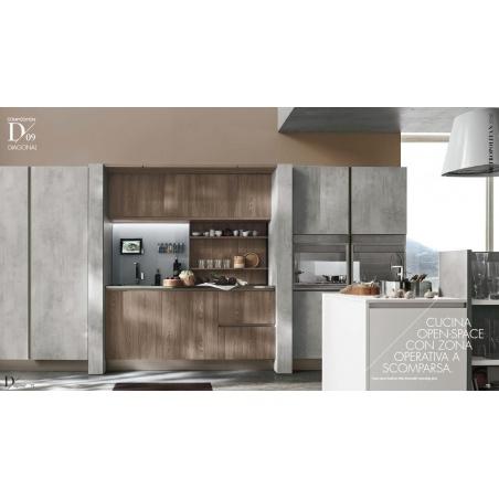 Stosa Infinity кухня - Фото 12