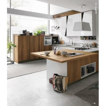 Stosa Infinity кухня - Фото 19