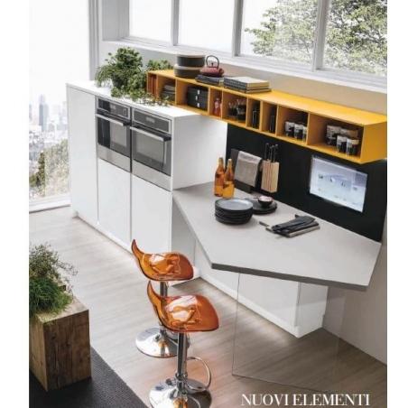Stosa Infinity кухня - Фото 23