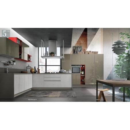 Stosa Aliant кухня - Фото 8