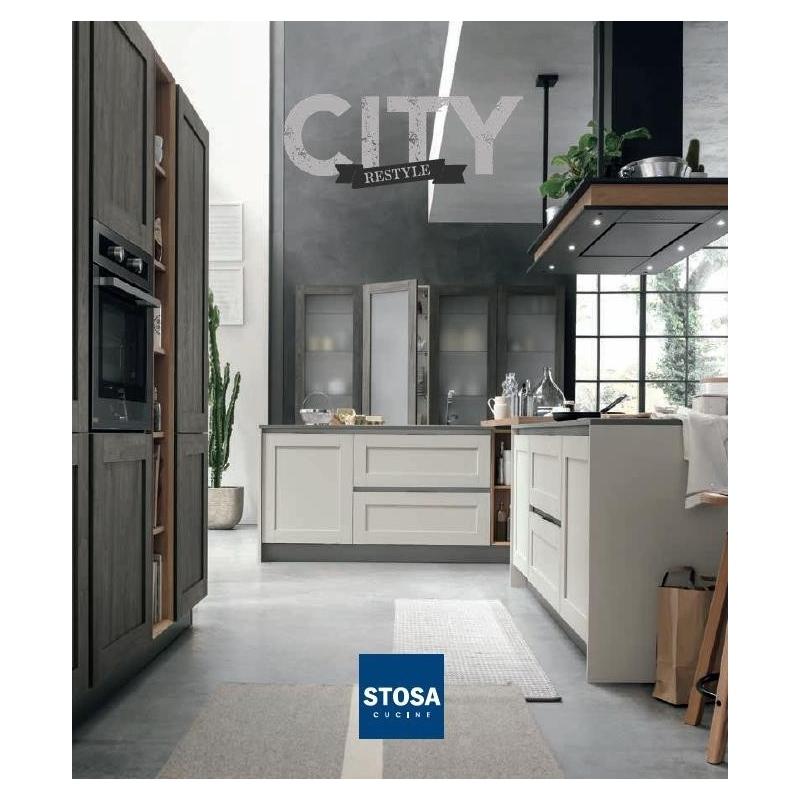 Stosa City кухня