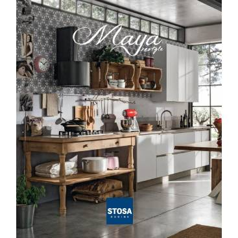 Stosa Maya кухня