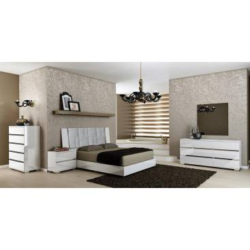 Status Dream White спальня