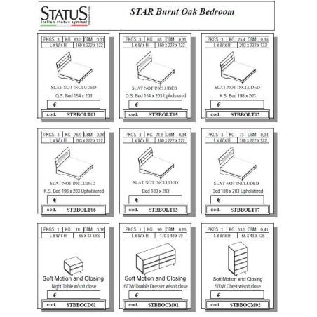Status Star спальня - Фото 6
