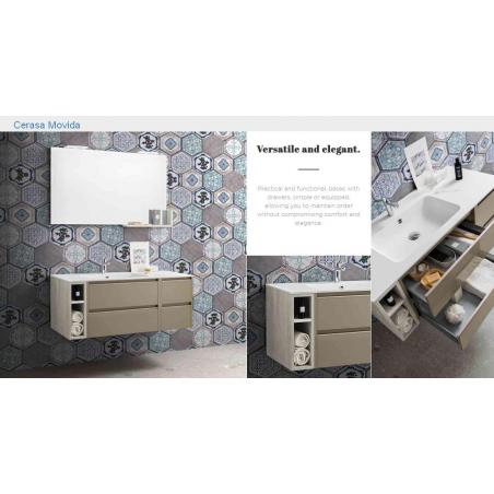 Cerasa Modern мебель для ванной - Фото 2