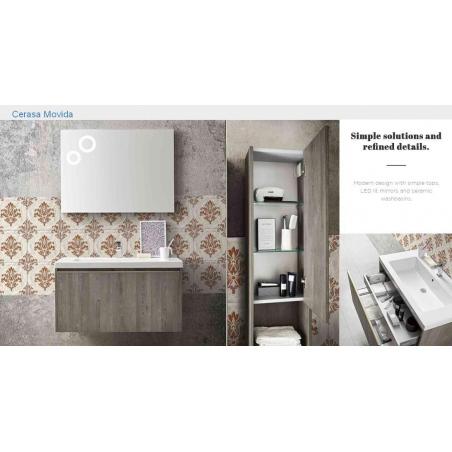 Cerasa Modern мебель для ванной - Фото 3