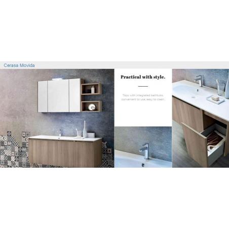 Cerasa Modern мебель для ванной - Фото 5