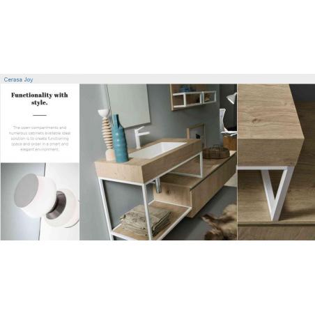 Cerasa Modern мебель для ванной - Фото 10