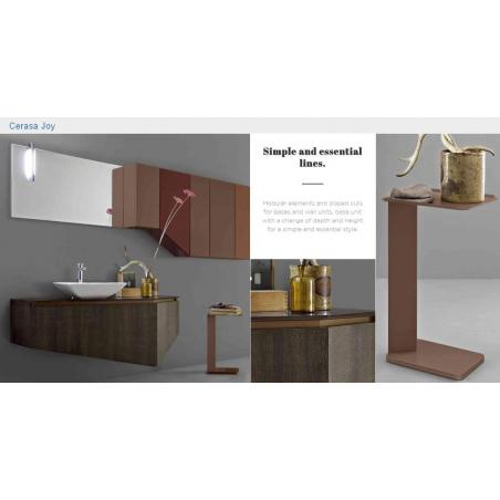 Cerasa Modern мебель для ванной - Фото 11