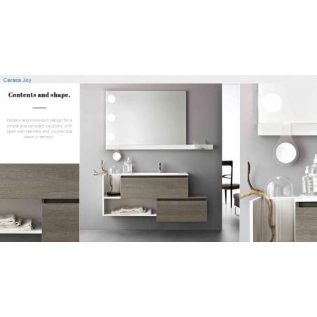 Cerasa Modern мебель для ванной - Фото 13