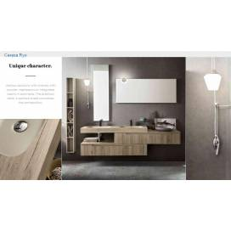 Cerasa Modern мебель для ванной - Фото 14