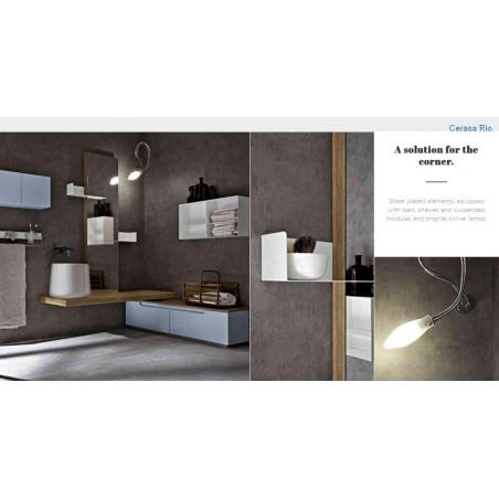 Cerasa Modern мебель для ванной - Фото 16