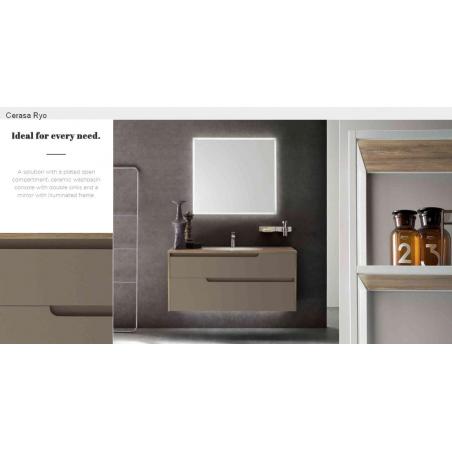 Cerasa Modern мебель для ванной - Фото 17