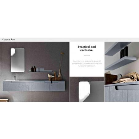 Cerasa Modern мебель для ванной - Фото 18