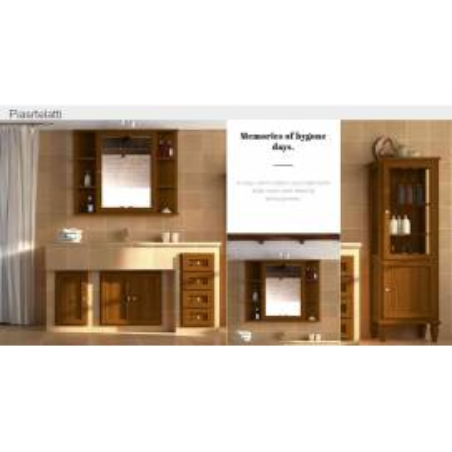 Cerasa Classic мебель для ванной - Фото 10
