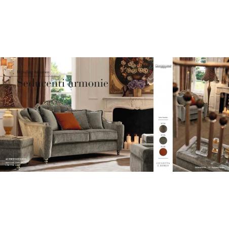 Giorgio Casa Giulietta e Romeo мягкая мебель - Фото 2