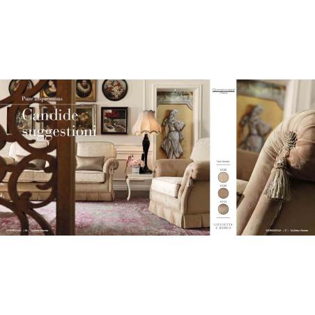 Giorgio Casa Giulietta e Romeo мягкая мебель - Фото 8