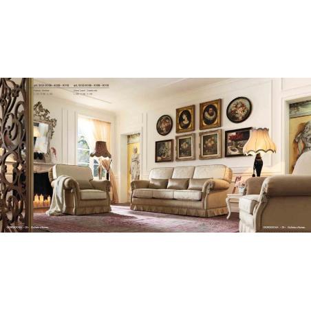 Giorgio Casa Giulietta e Romeo мягкая мебель - Фото 9