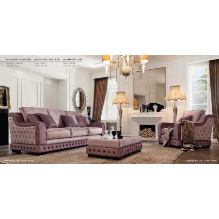 Giorgio Casa Giulietta e Romeo мягкая мебель - Фото 10