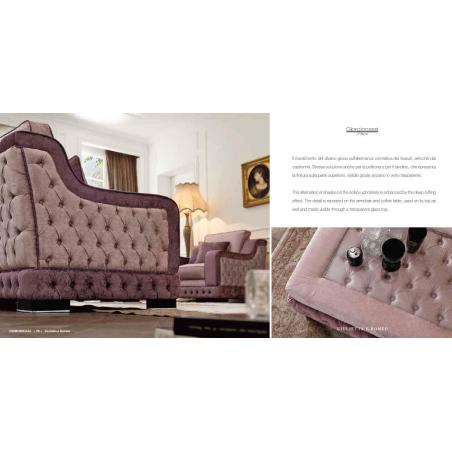 Giorgio Casa Giulietta e Romeo мягкая мебель - Фото 11