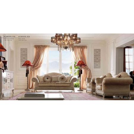 Giorgio Casa Giulietta e Romeo мягкая мебель - Фото 12
