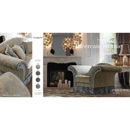 Giorgio Casa Giulietta e Romeo мягкая мебель - Фото 14