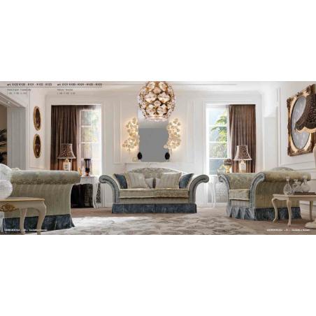 Giorgio Casa Giulietta e Romeo мягкая мебель - Фото 15