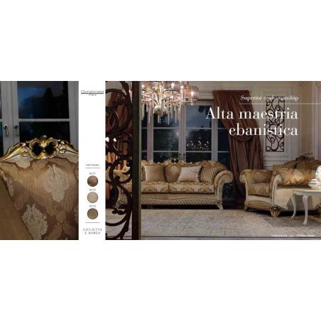 Giorgio Casa Giulietta e Romeo мягкая мебель - Фото 16