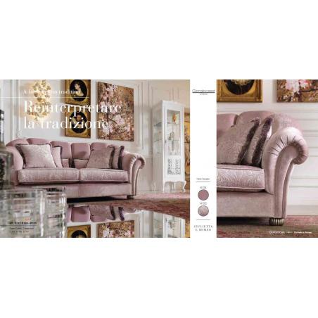 Giorgio Casa Giulietta e Romeo мягкая мебель - Фото 18